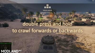 Double Press to Crawl 1.1.1 [1.0.2.4]